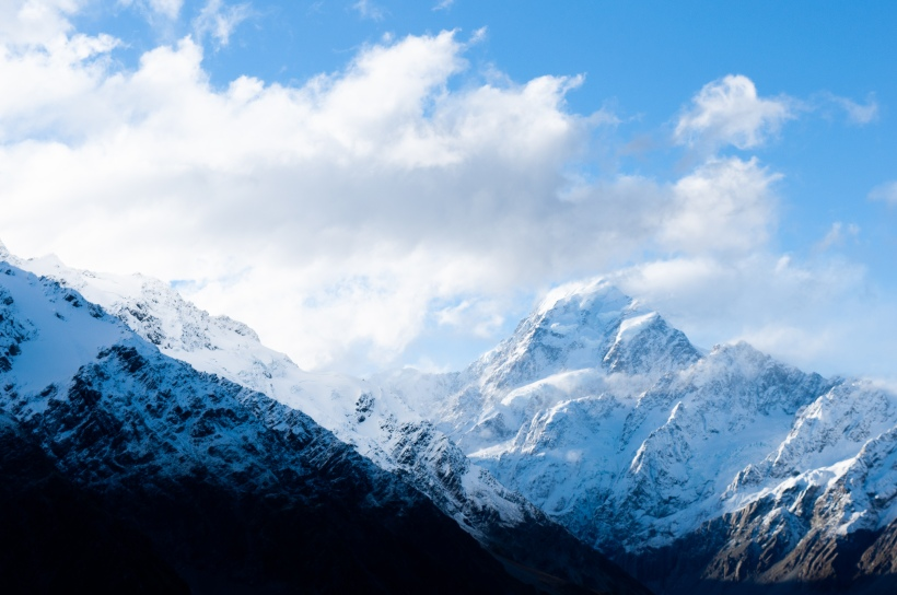 Mt. Cook I